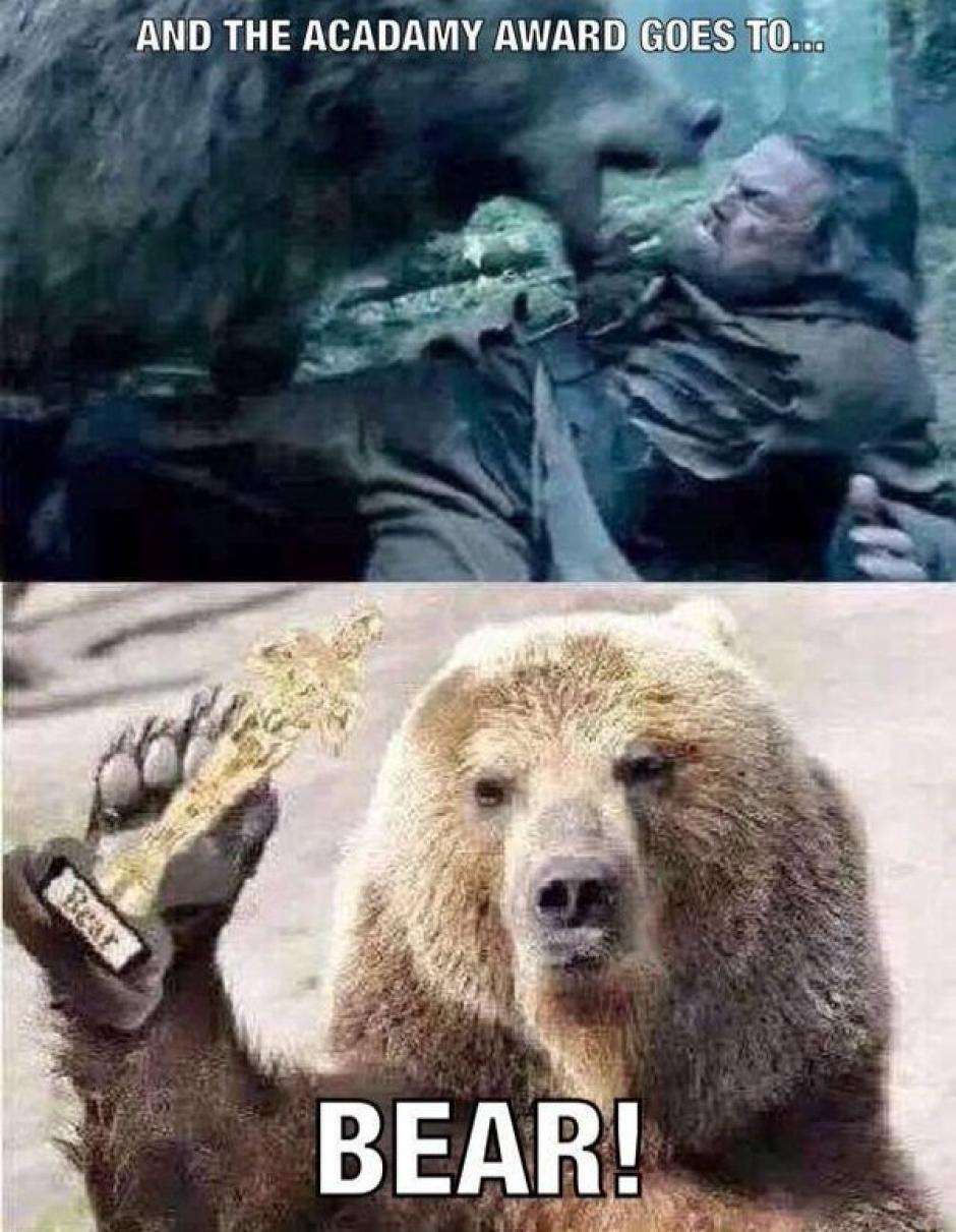 Los memes de DiCaprio fueron los más comentados