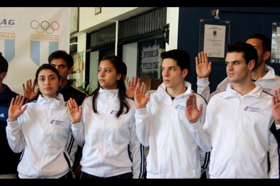 Integrantes de la Selección de taekwondo. (Foto: Archivo)