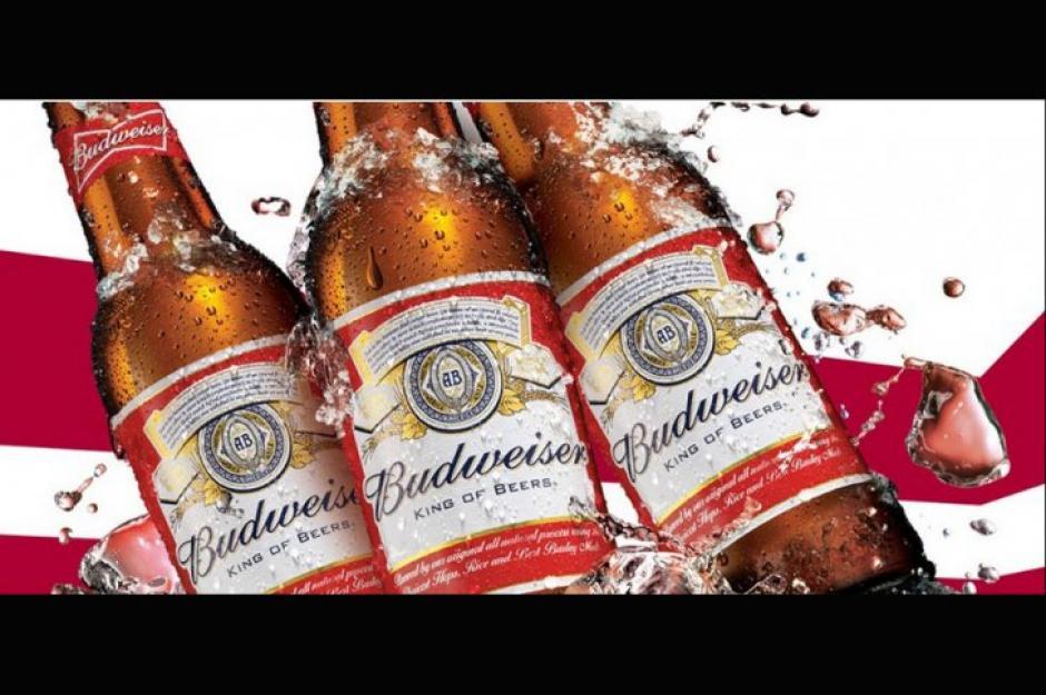 Aunque su origen está en Estados Unidos,Budweiserha logrado consolidarse mejor en el exterior, especialmente en América Latina y China.