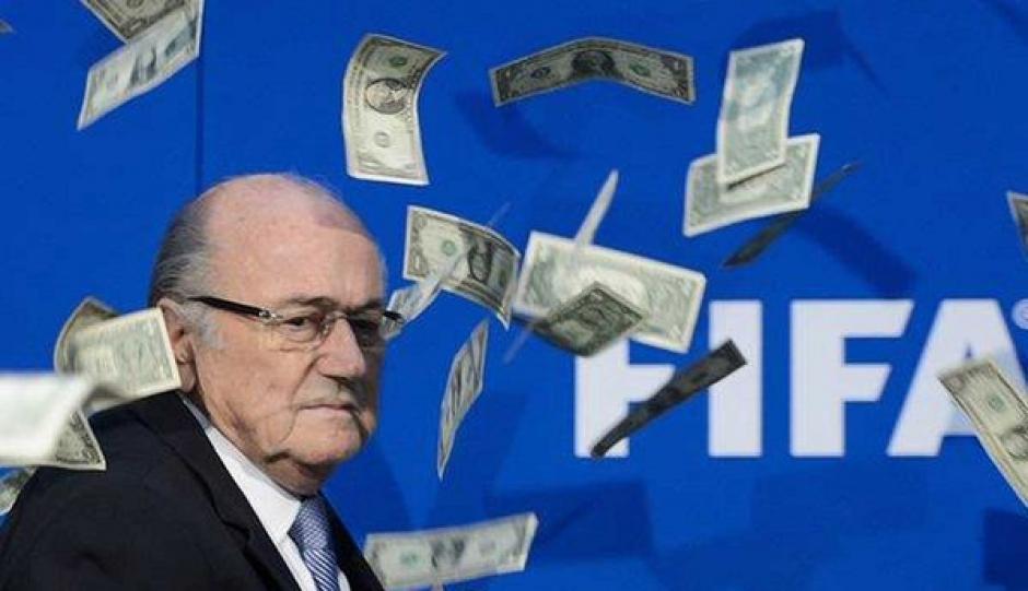 Joseph Blatter sueldo millonario