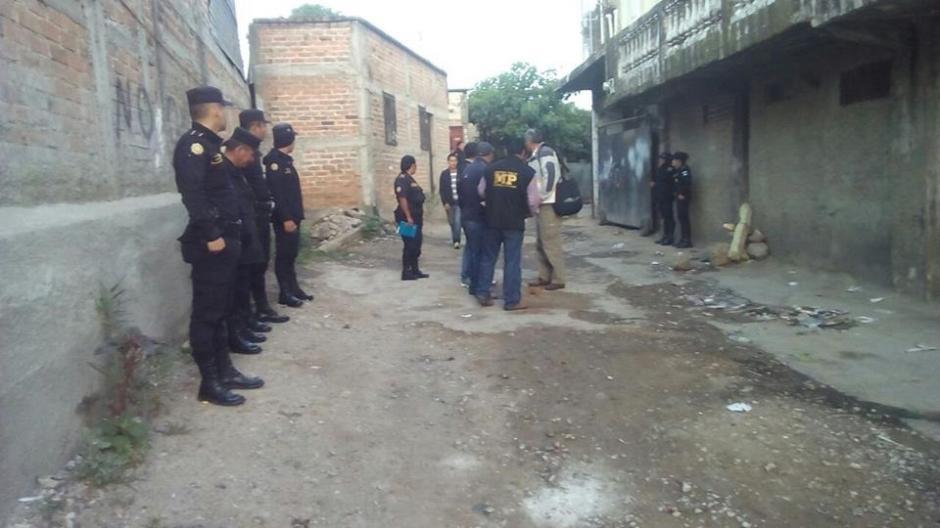 Las autoridades realizan más de 100 allanamientos en 12 departamentos del país. (Foto: PNC)