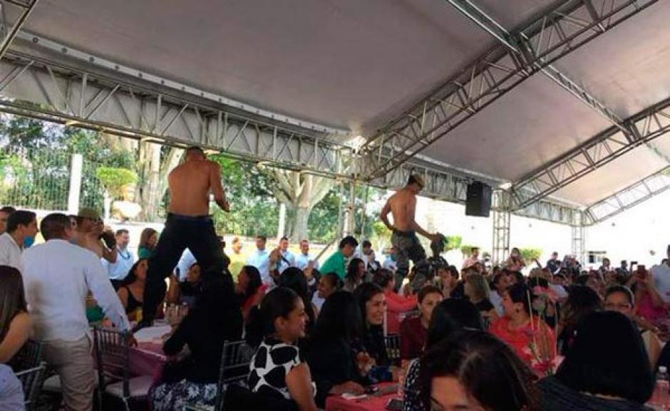 El evento se llevó a cabo en la Academia de la dependencia en el municipio de Emiliano Zapata.