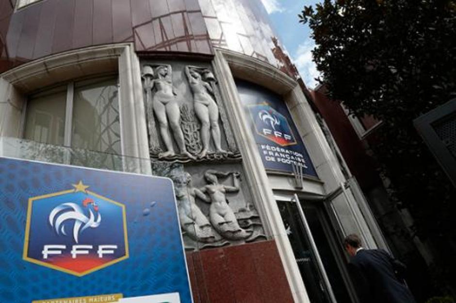 Federación francesa de futbol foto