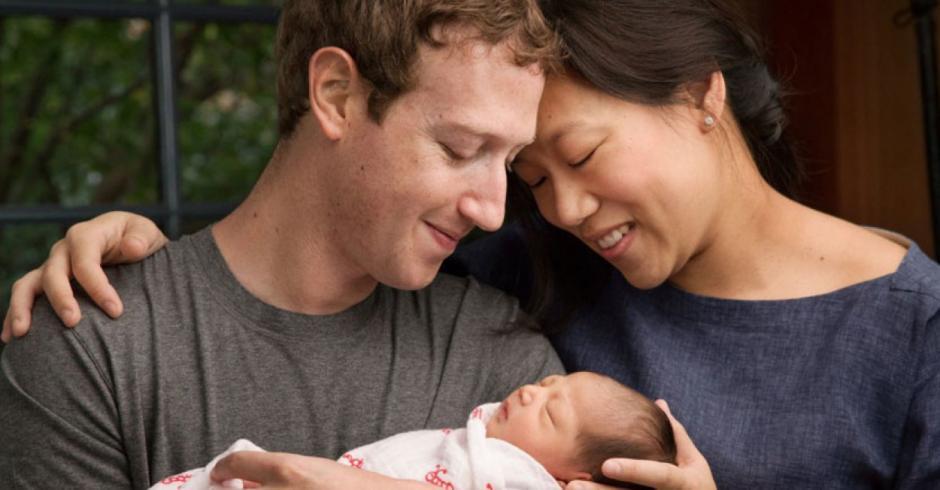 Priscila Chan dio a luz el 1 de diciembre. (Foto: Facebook)