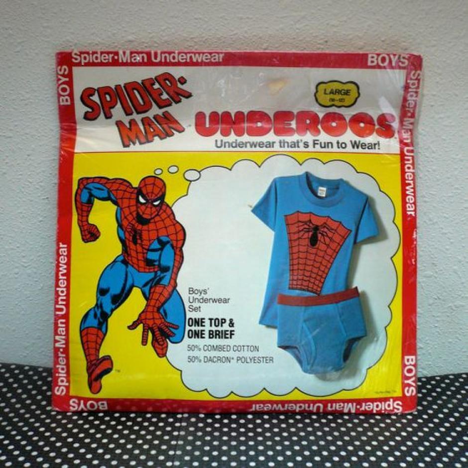 El nuevo traje de Spiderman recibió muchas críticas. (Foto: Twitter)