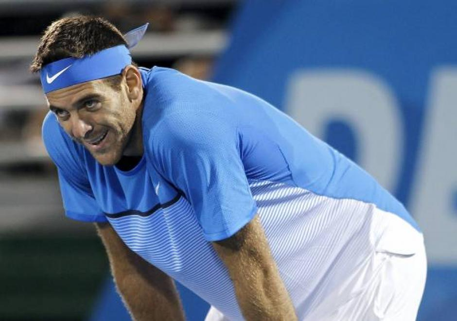 Juan Martín del Potro Indian Wells foto