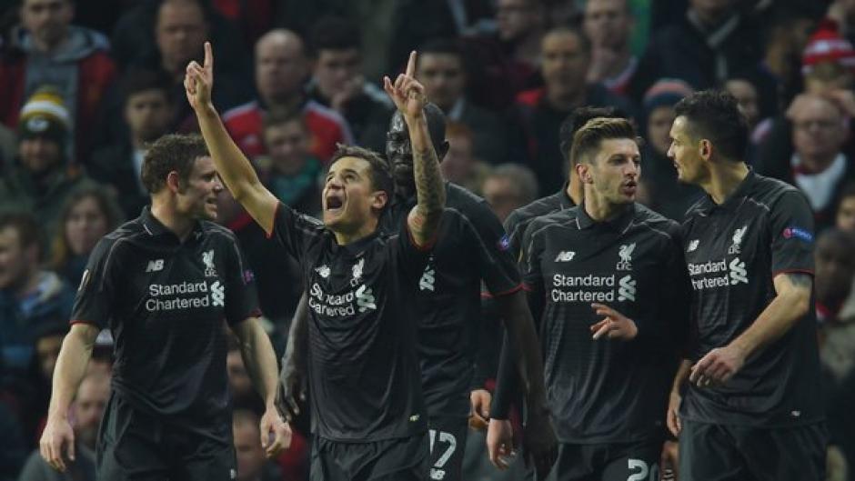 El LIverpool dejó en el camino al Manchester United. (Foto: AFP)
