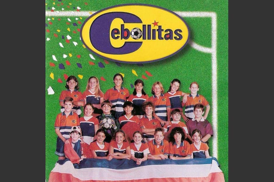 La serie de televisión argentina se estrenó en 1997. (Foto: Cebollitas/Facebook)
