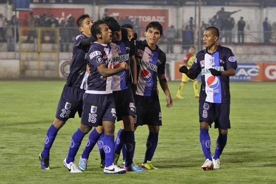 Suchitepéquez buscará quedarse una jornada más en el liderato de la tabla de clasificación del Torneo Clausura
