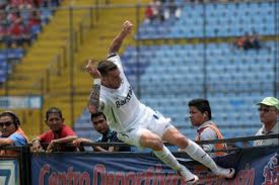 El delantero argentino es uno de los goleadores del Torneo Clausura. (Foto: Diego Galiano/Nuestro Diario)