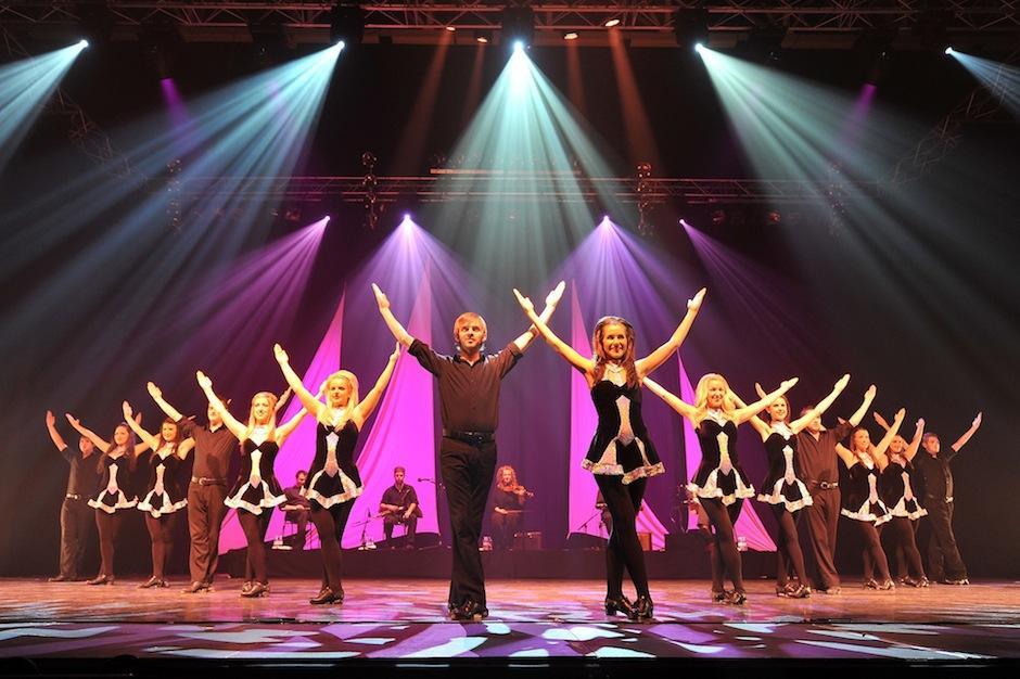 Disfruta de las danzas irlandesas en un energético show. (Foto: bogota.revistadc.com)