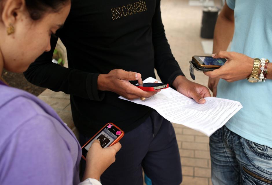Los usuarios recibirán mensajes de alerta ante un desastre natural. (Foto: Archivo/Soy502)