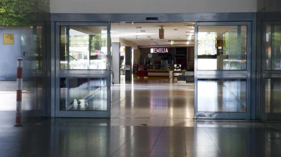 Este es el centro comercial Olympia, lugar donde ocurrió la masacre. (Foto: Reuters)