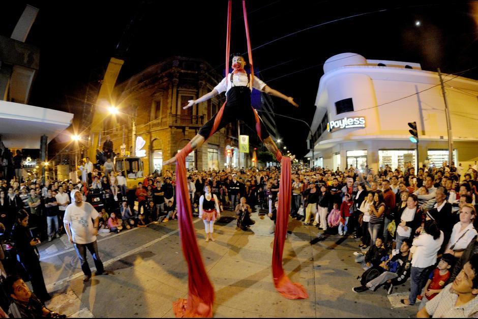 Música, danza, exposiciones, comida y otras actividades se dan cita aquí. (Foto: Archivo/Soy502)