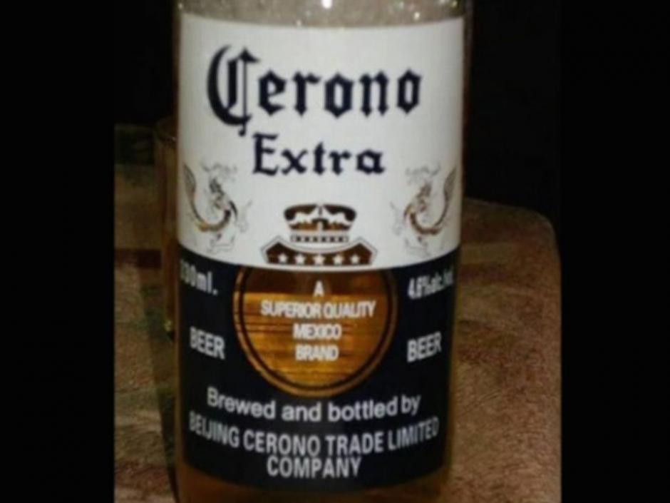 Una versión china de la cerveza mexicana. (Foto: businessinsider.com)