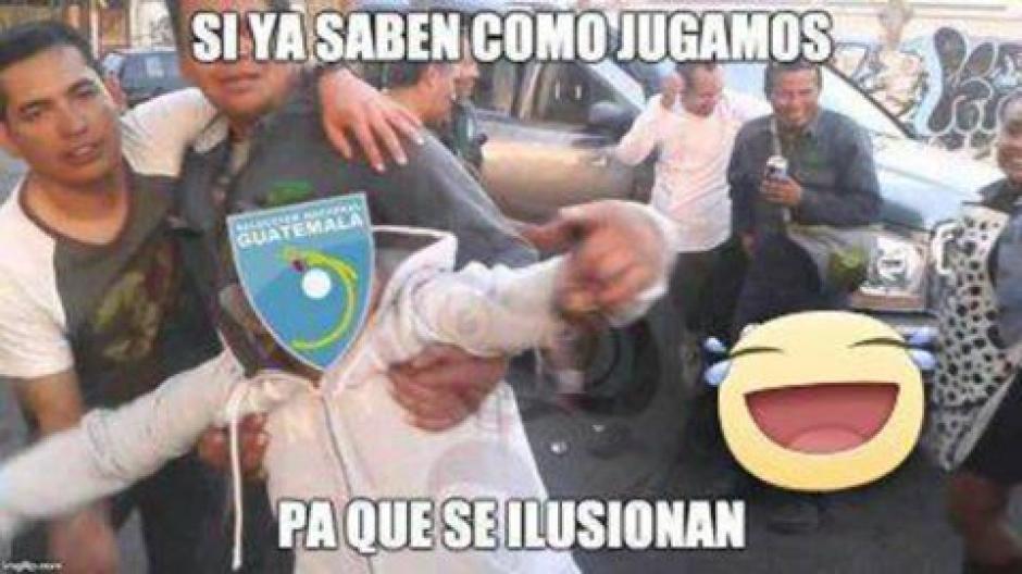 """Los """"memes"""" clásicos nunca hacen falta. (Imagen: Facebook)"""