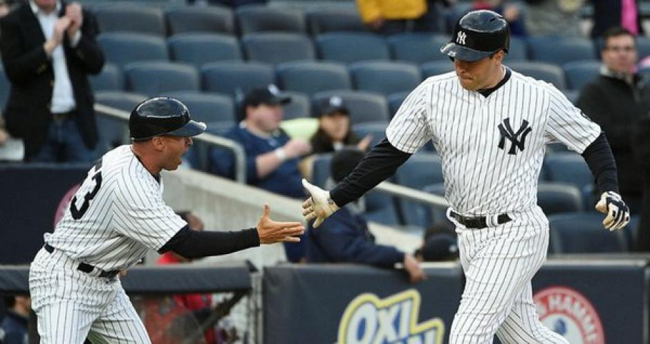 Mark Texeira Yankees foto