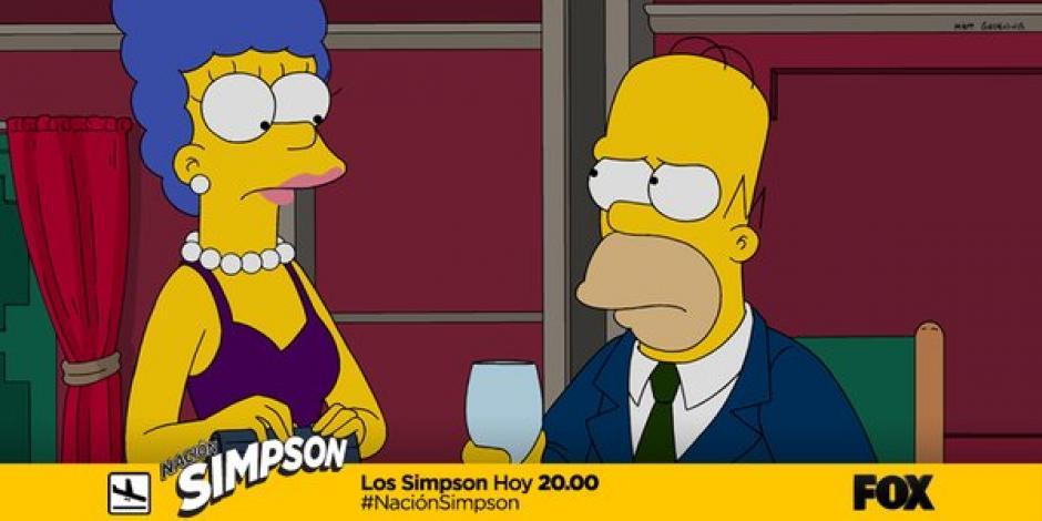 En la nueva temporada Marge decide separarse de Homero. (Foto: Internet)