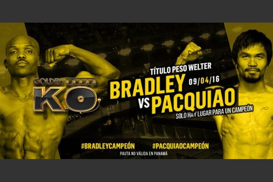 Pacquiao - Bradley foto