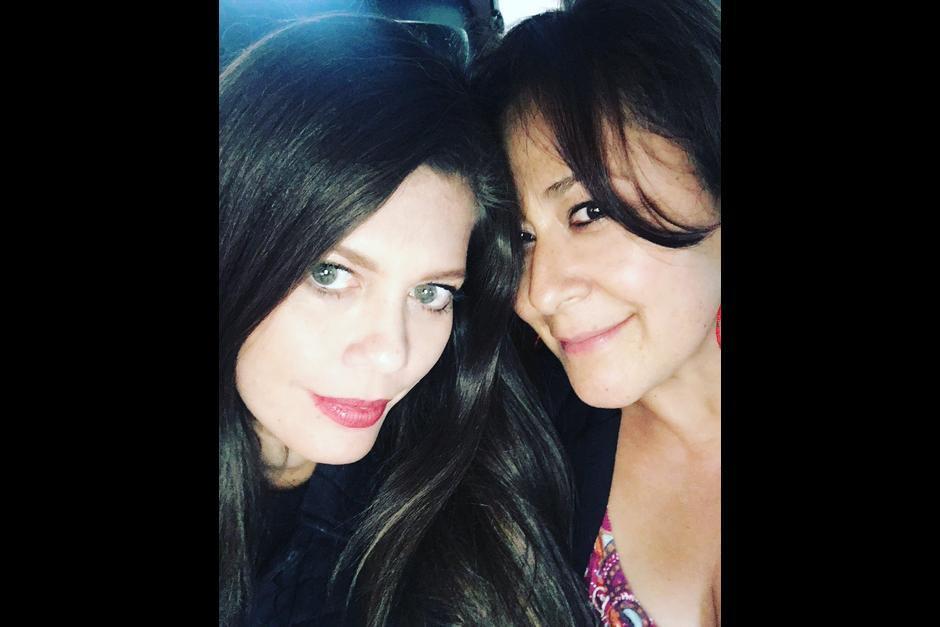 Lorna Cepeda ahora tiene un look diferente al que utilizaba en su personaje de Patricia Fernández. (Foto: @lornacepeda)