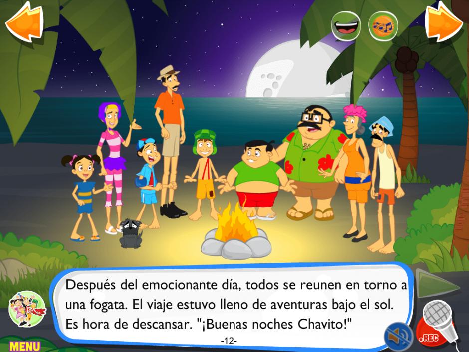 Este videojuego es el primero de una serie que Lion Works prepara para Televisa y Fundación Chespirito.