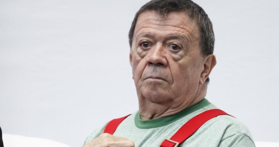 """Xavier López interpretó por varias décadas al reconocido personaje """"Chabelo"""""""