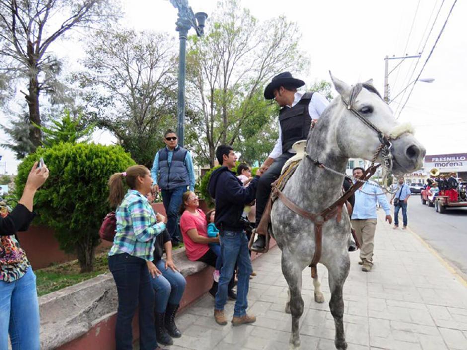 El cantante de música banda se lanzará como candidato a Gobernador del Estado de Zacatecas. (Foto: Agencias)