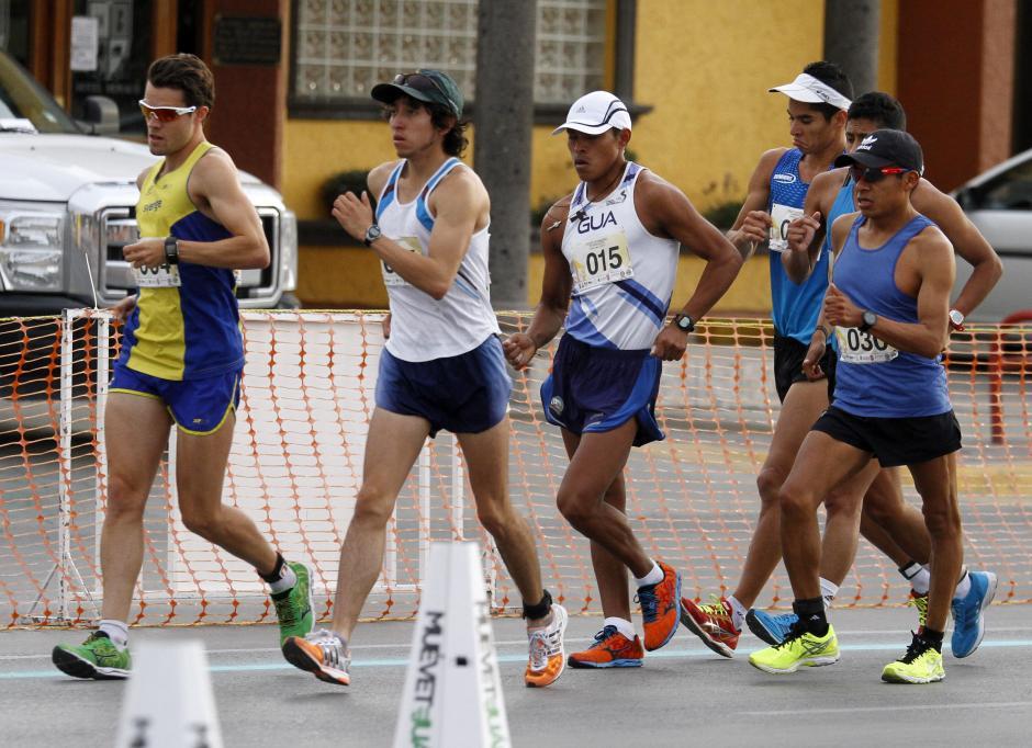 Seis marchistas nacionales participaron en el competencia de Ciudad Juárez. (Foto: Federación Nacional de Atletismo)