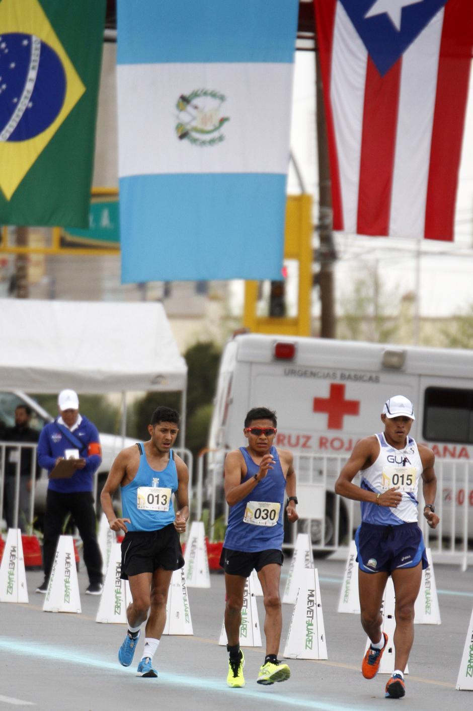 Guatemala tiene ocho marcas en marcha para los Juegos Olímpicos de Río 2016. (Foto: Federación Nacional de Atletismo)