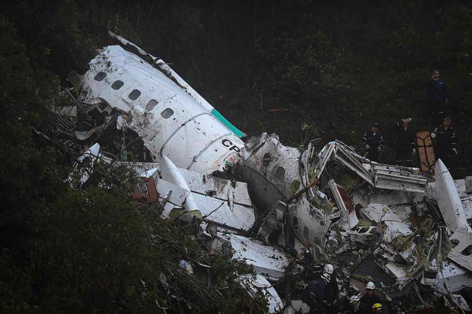 La tragedia ocurrió el pasado lunes 28 de noviembre y dejó 71 muertos. (Foto: Univisión)