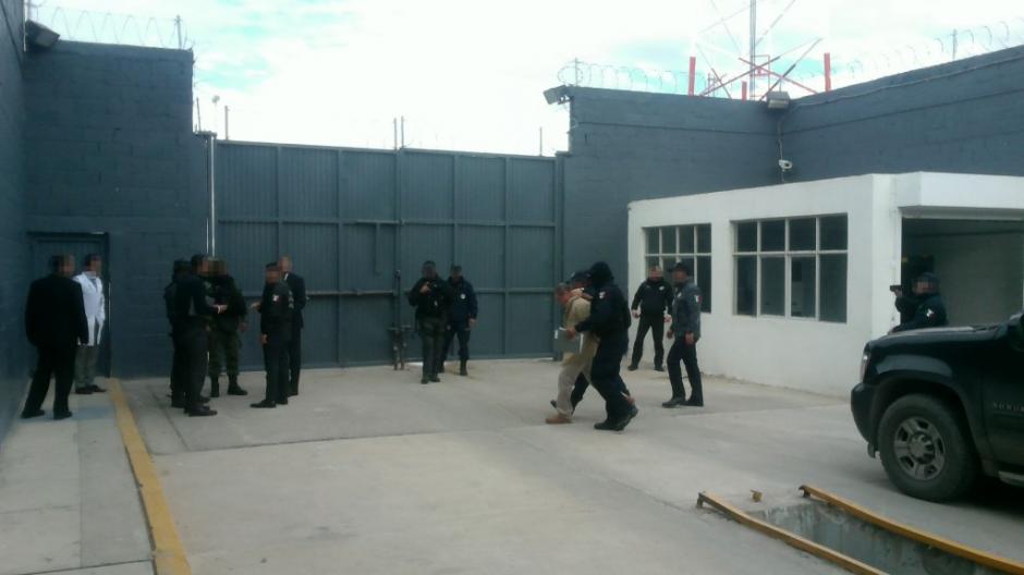El Chapo fue entregado a las autoridades estadounidenses en Ciudad Juárez. (Foto: www.infobae.com)