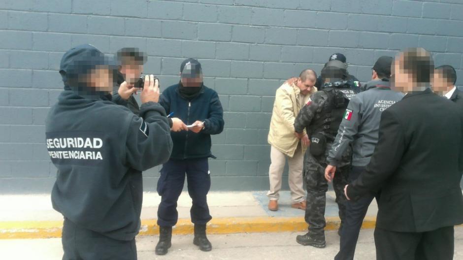 El Chapo se fugó dos veces de prisiones en México. (Foto: www.infobae.com)
