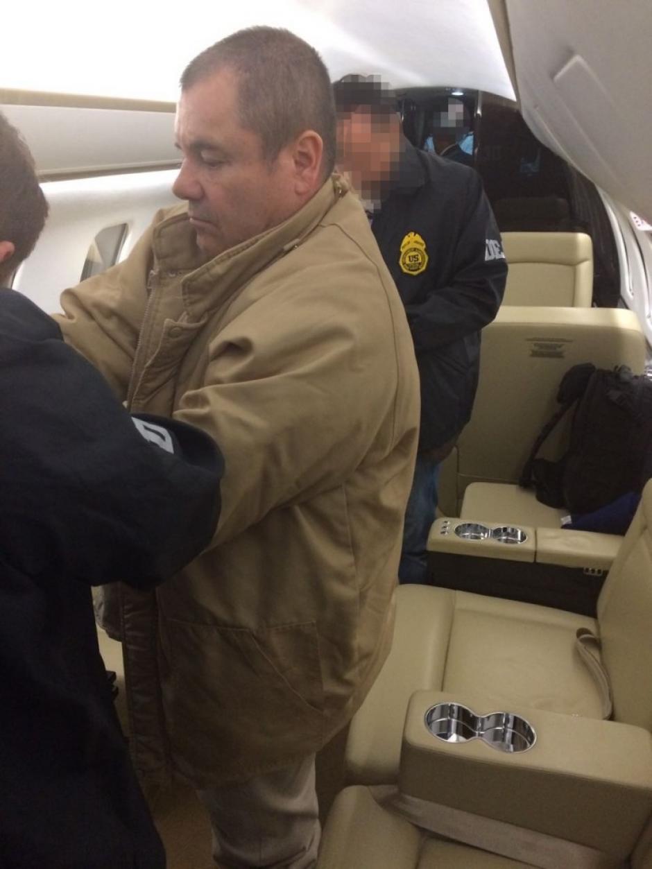 A Guzmán Loera se le sindica de delitos de homicidio, lavado de dinero y delincuencia organizada. (Foto: www.infobae.com)