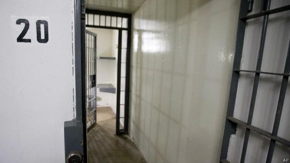 """Otra vista de la celda de Joaquín """"El Chapo"""" Guzmán, en el penal de máxima seguridad. (Foto: Agencias)"""