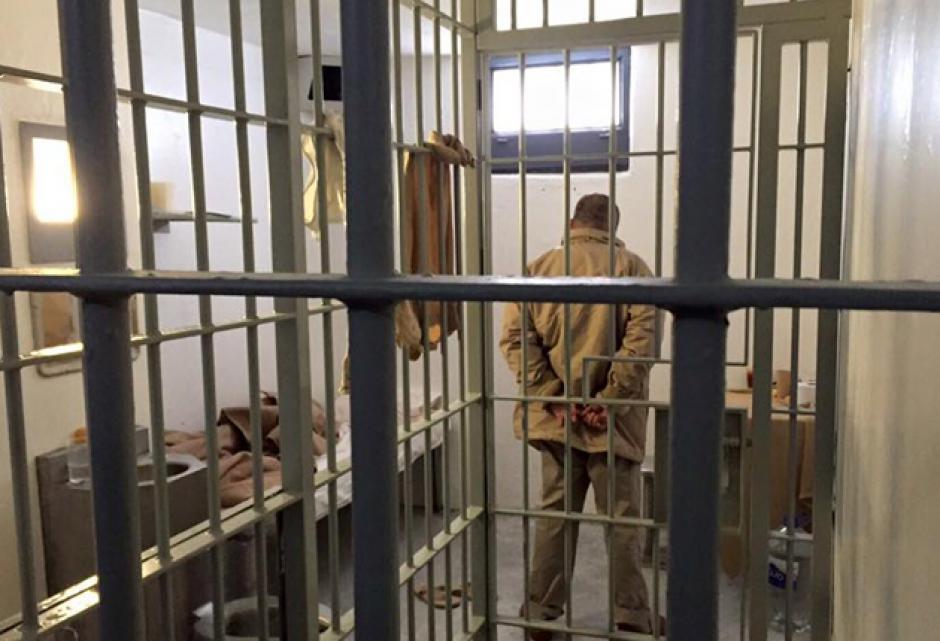 75 agentes se dedican exclusivamente a su custodia en el interior de la prisión. (Foto: ndmx.co)