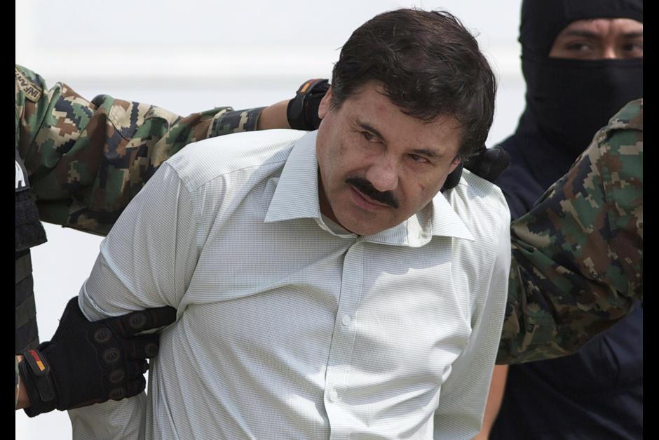 """Las autoridades mexicanas consideran que la extradición de """"El Chapo"""" a Estados Unidos es inevitable. (Foto: Archivo/Soy502)"""