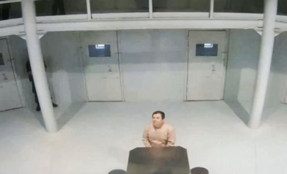 Joaquín Guzmán se encuentra aislado en la prisión de Ciudad Juárez. (Foto: captura de video El País)