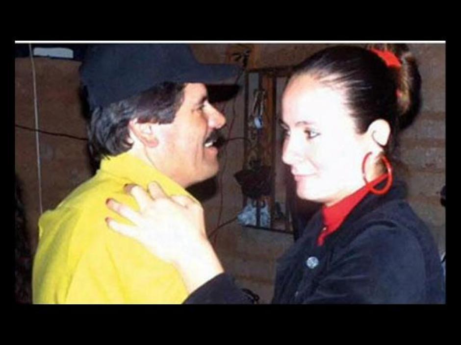 Alejandrina Salazar Hernández es la primera esposa del narcotraficante, Jesús Alfredo Guzmán Salazar es su hijo. (Foto: excelsior.com.mx)