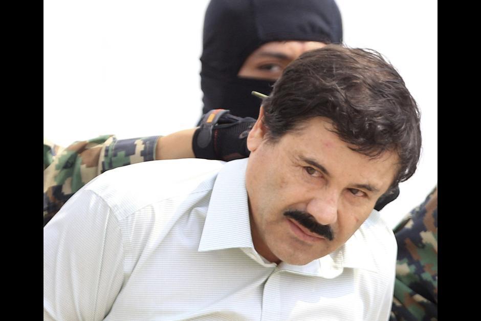 Guzmán logró fugarse de una cárcel mexicana tras ser capturado en Guatemala. (Foto: Archivo/Soy502)