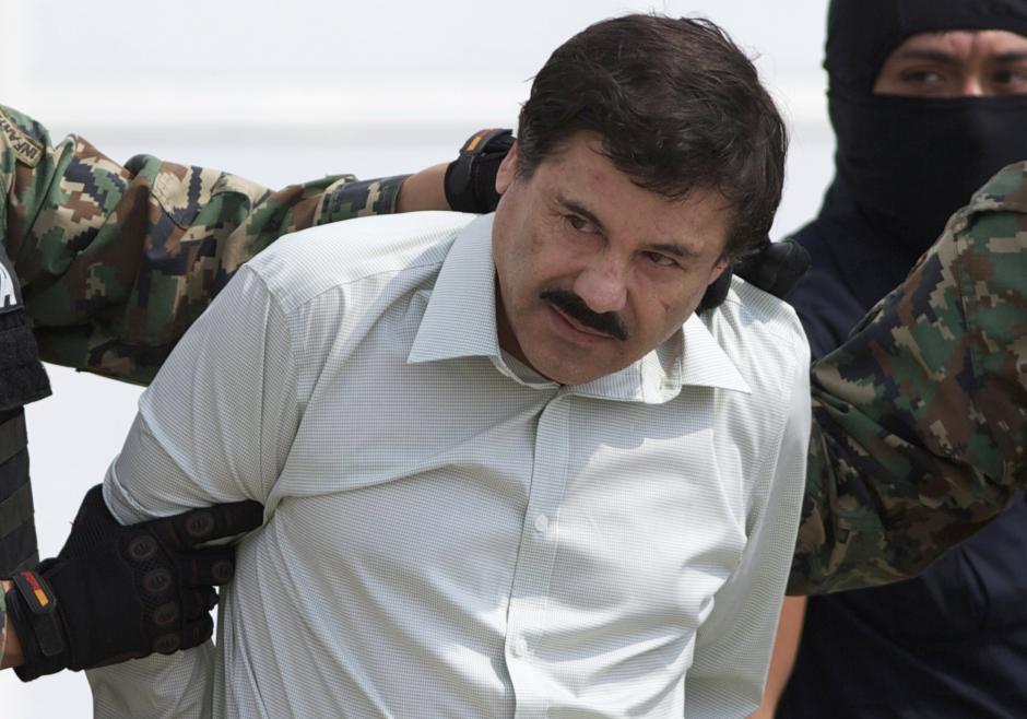 """""""El Chapo"""" ya ha sido capturado en tres ocasiones. (Foto: Archivo)"""