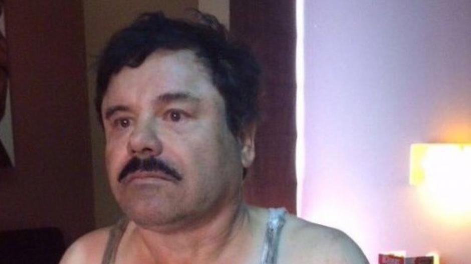 """En su tercera captura, """"El Chapo"""" fue encontrado en una habitación de hotel. (Foto: Archivo)"""