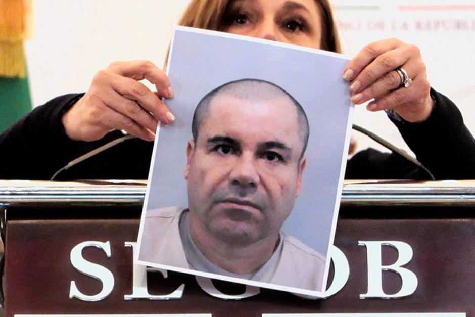 Joaquín Guzmán Loera ha estado recluido en varias prisiones mexicanas. (Foto: Archivo/Soy502)