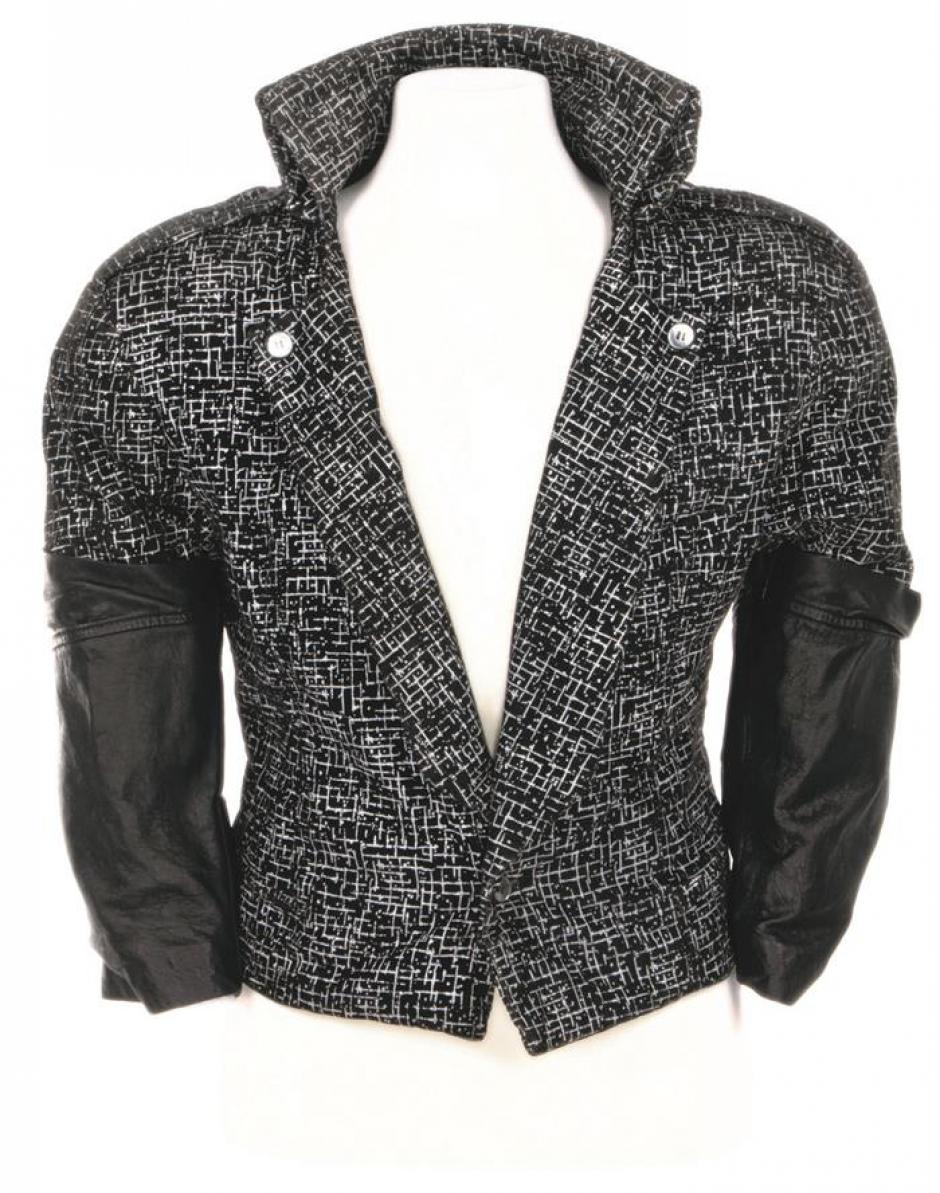 La chaqueta de Prince que usó en la película Purple Rain en 1984 será subastada. (Foto: EFE)