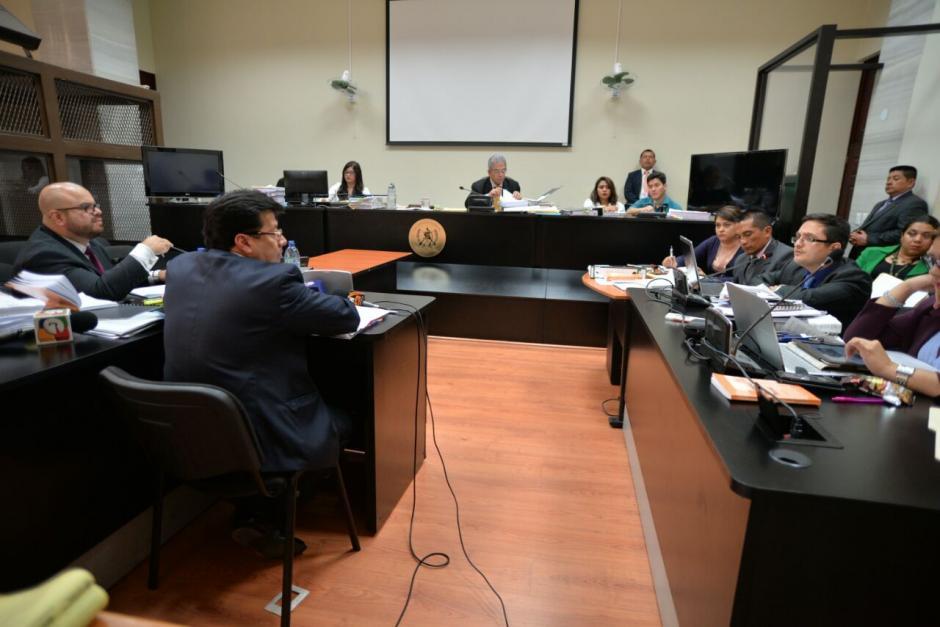 El Ministerio Público le imputó dos delitos. (Foto: Wilder López/Soy502)
