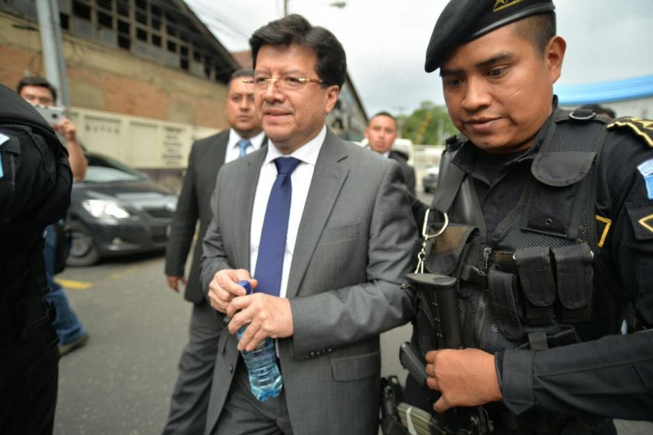 Charchal permanece preso en Mariscal Zavala. (Foto: Archivo/Soy502)