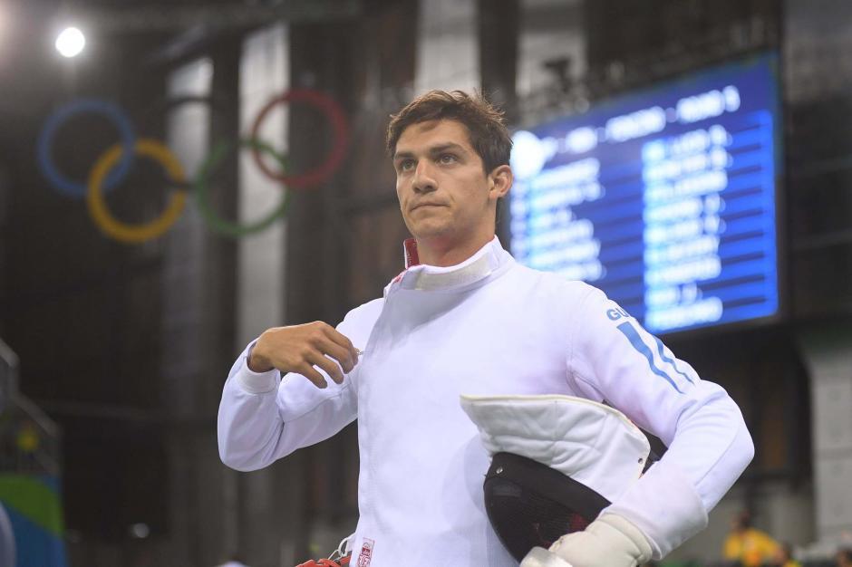 Charles debutó en sus primeros Juegos Olímpicos. (Foto: Aldo Martínez/Enviado de Nuestro Diario)