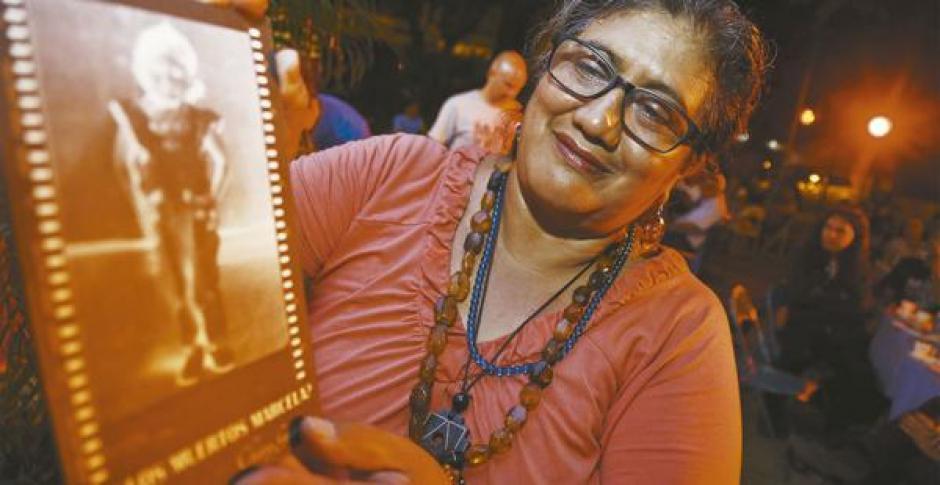 Chary Gumeta también asiste este año a esta fiesta poética. (Foto: nodalcultura.am)