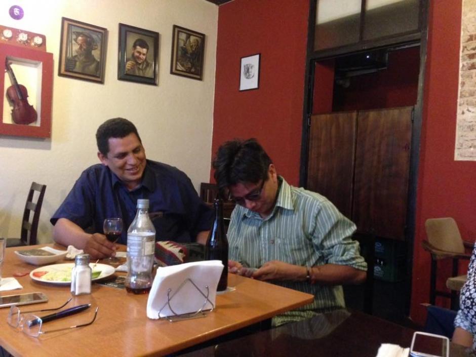 Esta acción reivindica la diversidad cultural en Guatemala. (Foto: Domingo Lemus)