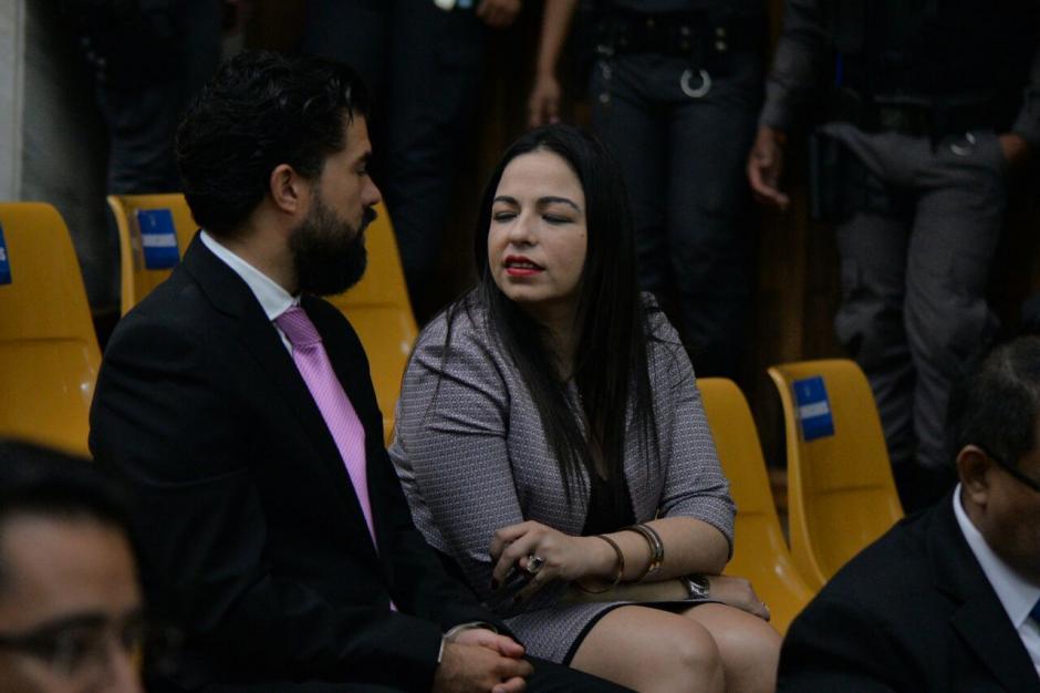 El juez Miguel Ángel Gálvez deberá decidir si los sindicados son ligados a proceso y enviados a prisión.  (Foto: Wilder López/Soy502)