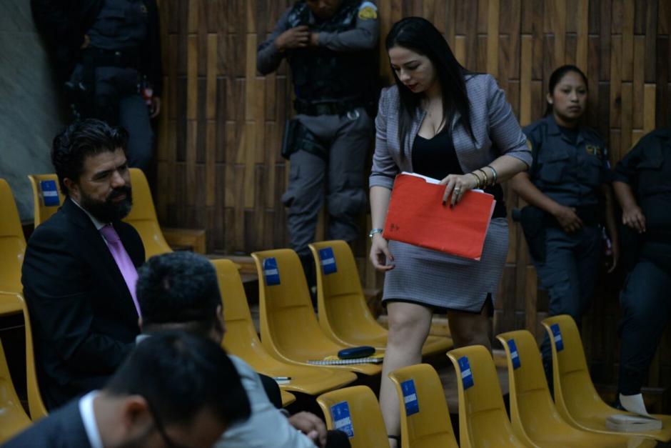 Se espera que los abogados finalicen sus intervenciones entre hoy y mañana.  (Foto: Wilder López/Soy502)